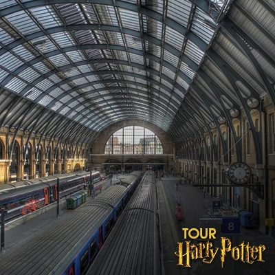 Tour Estúdio Warner Bros Londres