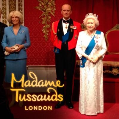 Museu Madame Tussauds Londres