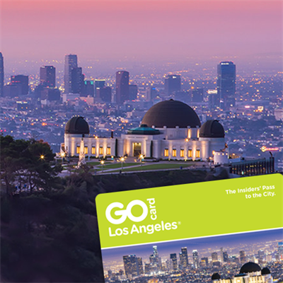 Passe GoCard Los Angeles