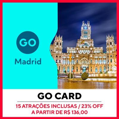Go Card Madrid