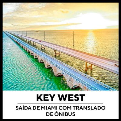 Passeio 1 dia Key West