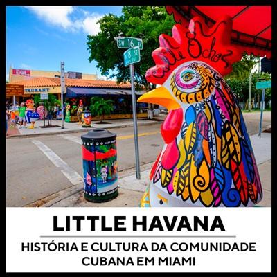 Experiência Com Gastronomia Little Havana Miami