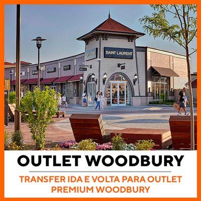 Transfer para Outlet Woodbury Nova York