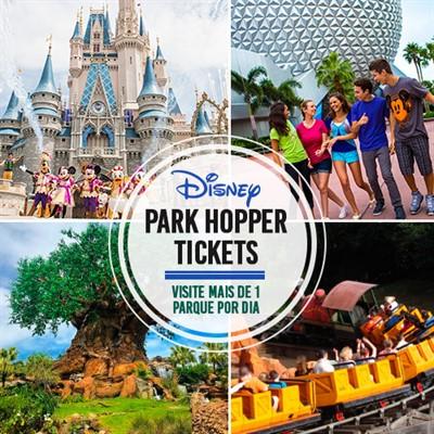 Disney Park Hopper