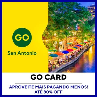 Passe Go Card San Antonio