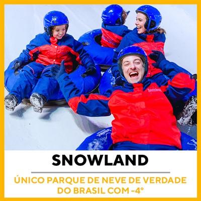 Parque de Neve Snowland