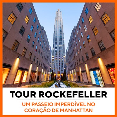 Tour Rockefeller Center