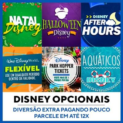 Disney Mais Opções