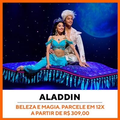 Aladdin Musical Broadway Nova York