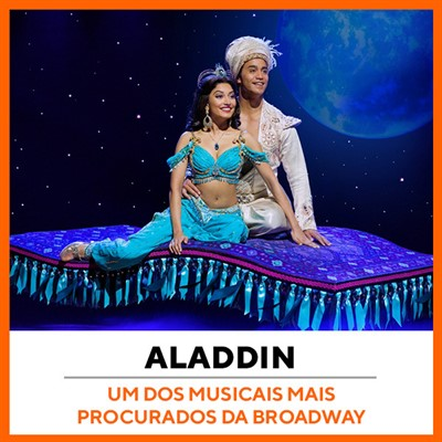 Aladdin Musical Broadway Nova York