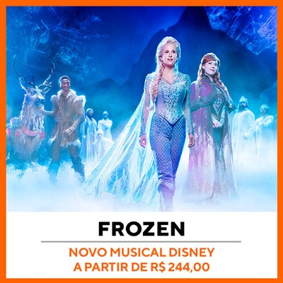 Frozen Musical Broadway Nova York
