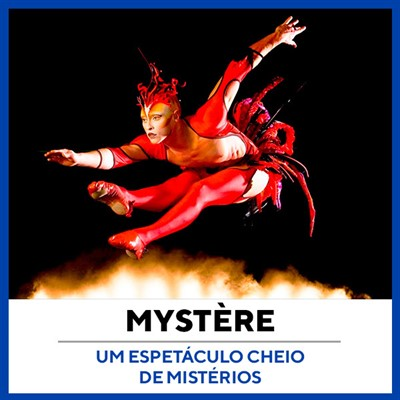 Mystère Cirque Du Soleil