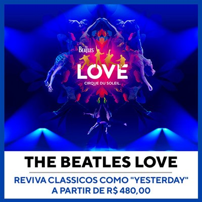 The Beatles Love do Cirque Du Soleil