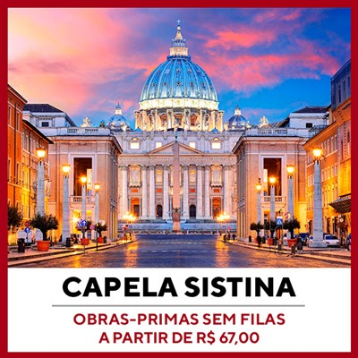 Museus Vaticanos Capela Sistina