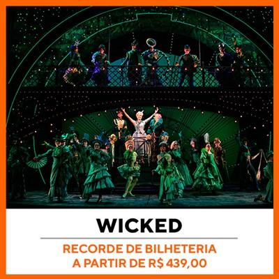 Wicked Musical Broadway Nova York
