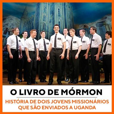 O Livro de Mórmon Musical Broadway Nova York