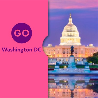Passe Go Card Washington D.C.