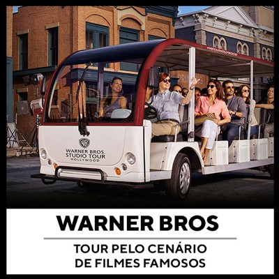 Tour Estúdio Warner Bros