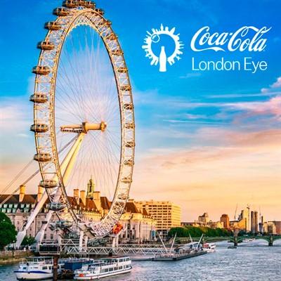 Roda Gigante Coca-Cola London Eye