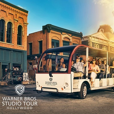 Tour Estúdio Warner Bros