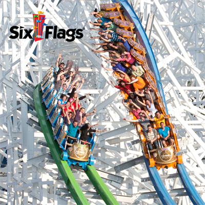 Six Flags Magic Mountain
