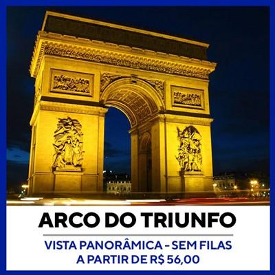Tour Terraço Arco do Triunfo