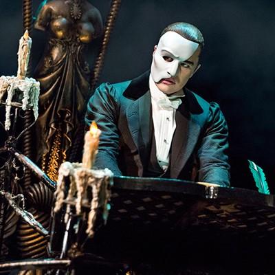 O Fantasma da Ópera Broadway