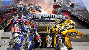 TRANSFORMERS: The Ride–3D