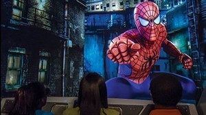 The Amazing Adventures of Spider-Man®