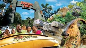 Jurassic Park® River Adventure®