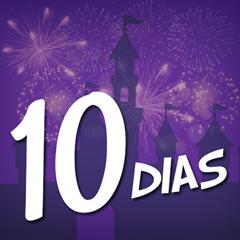 Ingresso 10 Dias Disney - Mais de 68% OFF por cada dia de parque - Magic Kingdom, EPCOT, Hollywood Studios e Animal Kingdom - CRIANÇA (3-9 anos) - 2018 ou 2019