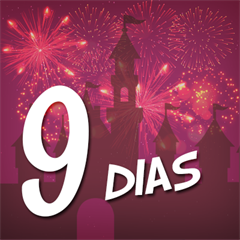 Ingresso 9 Dias Disney - Mais de 65% OFF por cada dia de parque - Magic Kingdom, EPCOT, Hollywood Studios e Animal Kingdom - ADULTO (10 anos ou +) - 2018 ou 2019