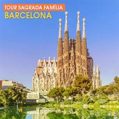 Ingresso Tour Sagrada Família - Admire a Beleza da Grande Obra-prima de Gaudí - Entrada Sem Fila pelo Acesso Especial - Barcelona - ADULTO (11 anos ou +)