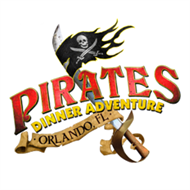 Um Jantar Espetacular em Orlando - Pirate Dinner Show - O Jantar e Show a Bordo de um Navio Pirata - Contempla Refil de Refrigerantes - ADULTO (11 anos ou +) - 2020