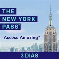 Ingresso New York Pass Maratona 03 DIAS – Escolha entre Mais de 100 Super Atrações de Nova York - CRIANÇA (03 à 12 anos) – Validade 1 Ano Após a Emissão