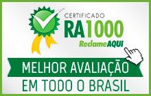 Certificação RA 1000