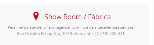 Show Room / Fábrica