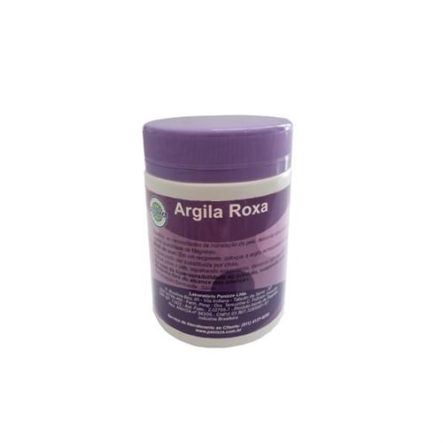 Argila roxa 200g