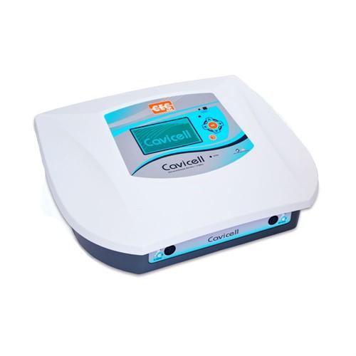 Cavicell - Ultracavitação 40 kHz e Ultrassom HP - Equipamento de ultracavitação de baixa frequência e ultrassom de alta frequência - CECBRA