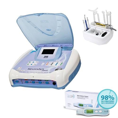 Combo - Neurodyn Esthetic - Ibramed + SkinUp Analisador Digital facial e corporal