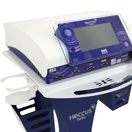 Heccus Turbo terapia combinada Ibramed - Ultrassom, corrente aussie e eletrolipólise