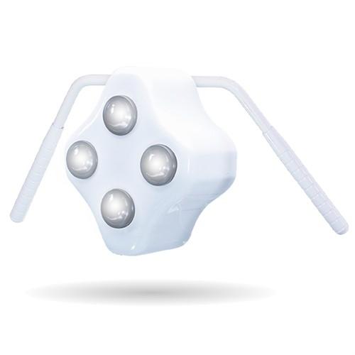 Iluminador Auxiliar com LED Surg Spot II Coluna Móvel Fotóforo