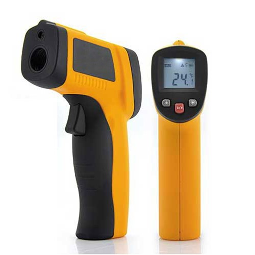 Termômetro Digital Infravermelho com Mira Laser (-50º a 380º C)