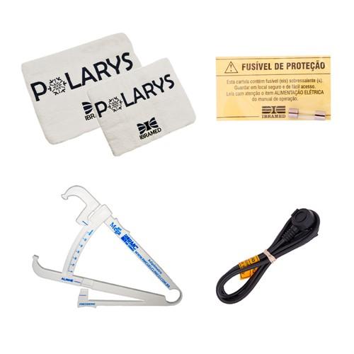 Polarys Criolipólise Convencional e de Contraste com 5 aplicadores