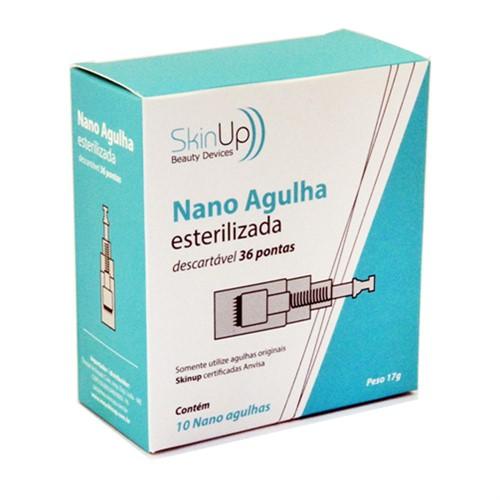 Combo Caneta para Micro e Nano Agulhamento Estético + 10 Cartuchos com 36 microagulhas