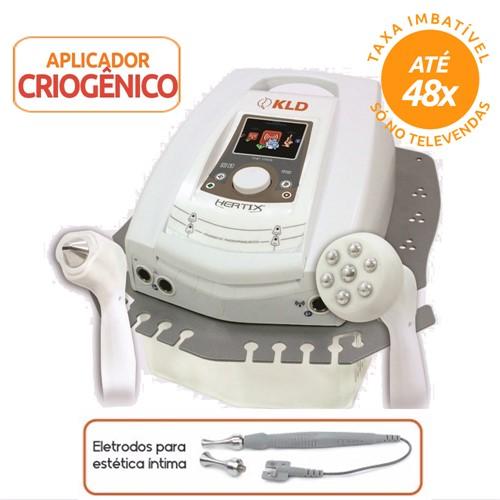 Hertix Criogênico (completo com rack) – Radiofrequência Criogênica - KLD