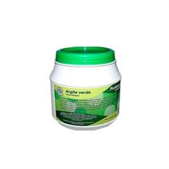Argila verde - pote 1kg