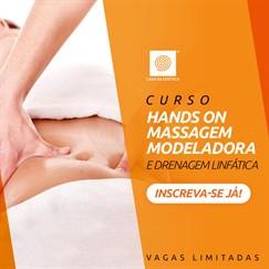 Curso de Massagem Modeladora e Drenagem Linfática