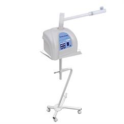 Dermosteam Ibramed + Carrinho - Vapor e vapor de ozônio, ideal para clínica de estética