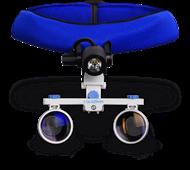 Fotóforo Iluminador com Lupa e Led 3.5 Head Spot II Foco Frontal